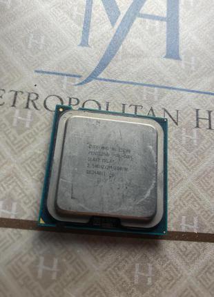 Процессор Intel Pentium Dual Core E5200 2.5 Ghz s775