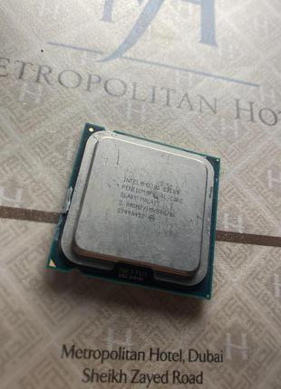 Процессор Intel e2180 Pentium Dual-Core 2.0 Ghz s775