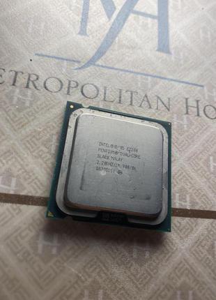 Процессор Intel E2200 Pentium Dual-Core 2.2Ghz s775