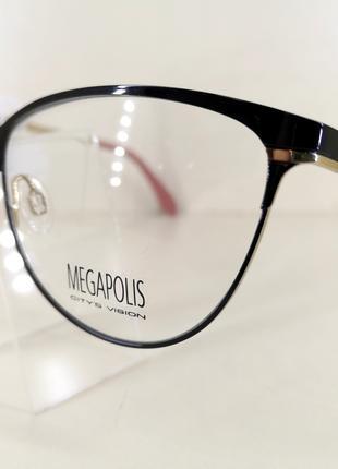 Оправа Megapolis 196 nero