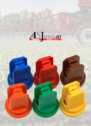 Распылитель инжекторный (распылительная насадка) ASJ CFA