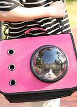 Сумка - переноска для кошек, собак Lookout