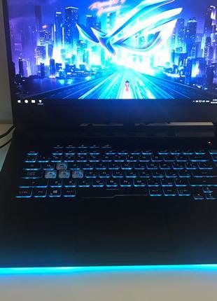 Asus rog strix g531 gu. Intel core i7, gtx 1660 ti