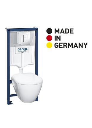Инсталляция Grohe Rapid SL с Soft-Close 39186000