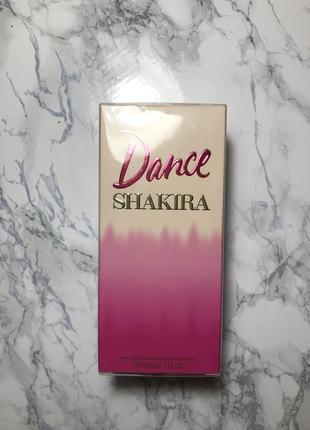 Туалетная вода dance shakira