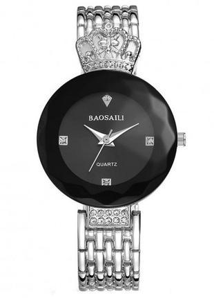 Популярные женские часы baosaili ( баосаили) черные