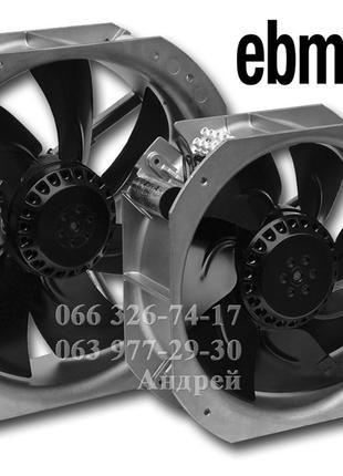 Осевые AC-вентиляторы ebmpapst W2 E 200-HH 38-01; W2E 250-HL 06-0