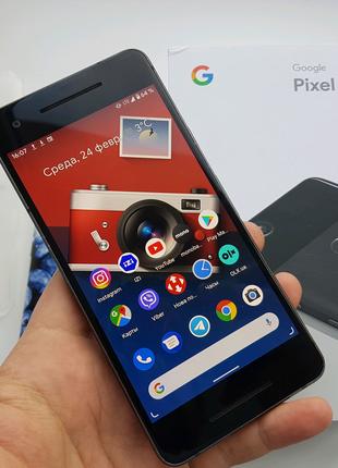 Google Pixel 2 (4/64 Гб) Идеал. Без выгораний.