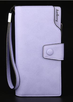 Женское портмоне baellerry business woman new purple