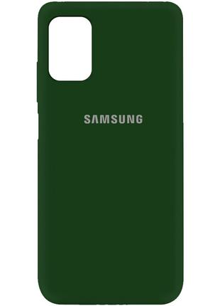 Чехол - накладка Silicone Cover для Samsung Galaxy M51
