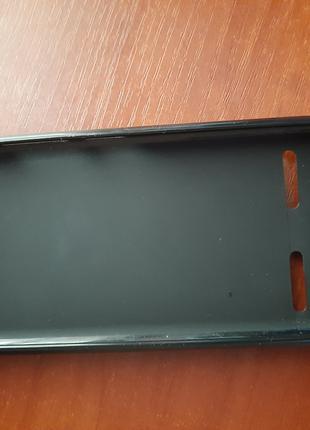 Мягкий чехол для Lenovo K5 (A6020a40)