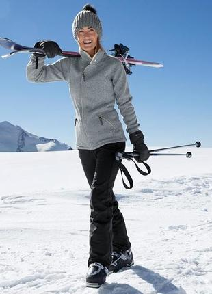 Качественные, женские лыжные штаны от Crivit. Германия. 40/42рр.