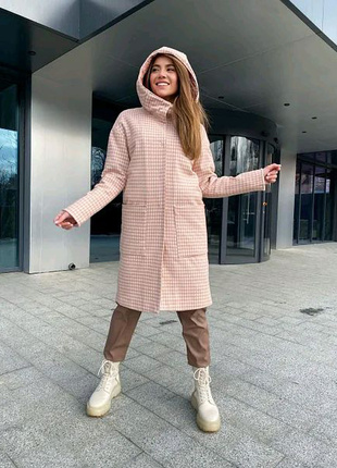 Пальто кашемір