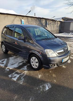Opel Meriva 1.6 official