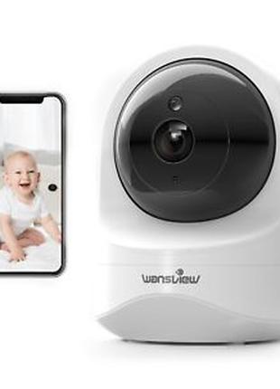 Wansview IP камера, камера спостереженя відеонагляд Wifi камера