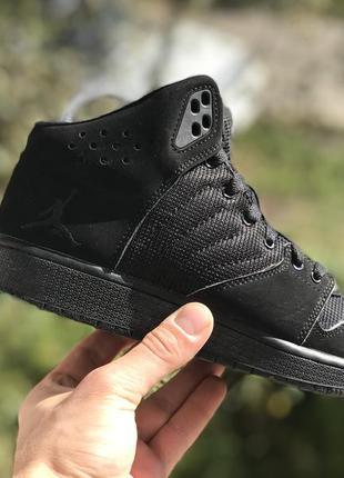 Nike air jordan 1 flight 4 баскетбольні кросівки