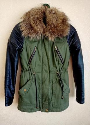 Куртка -,парка весна -осень