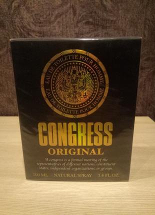 Парфюмированная вода Congress Original