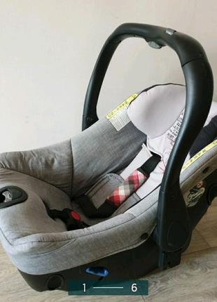 Детское автокресло Jane  ( 0 - 12 месяцев)