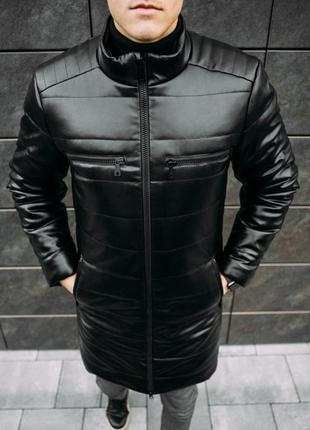 Казанная куртка- пальто