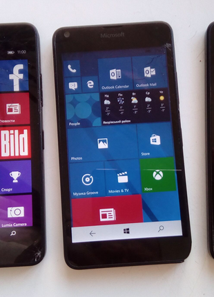 Мобильный телефон Microsoft Lumia 640 (Nokia) RM-1072 3шт