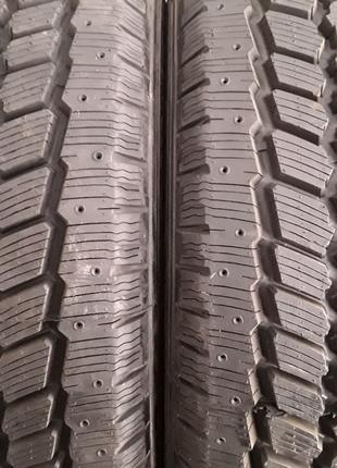 Пара нових зимніх шин 215/65/16C R16C King Meiler