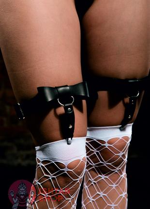 Гартеры, подвязки для чулок, пажи