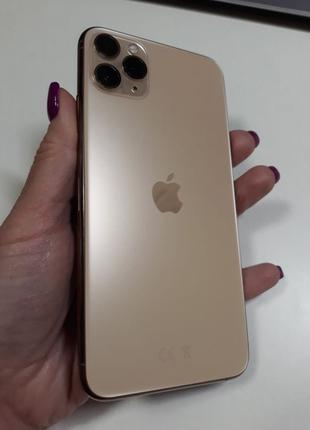 Apple Iphone 11 Pro Max Gold 64gb Neverlock