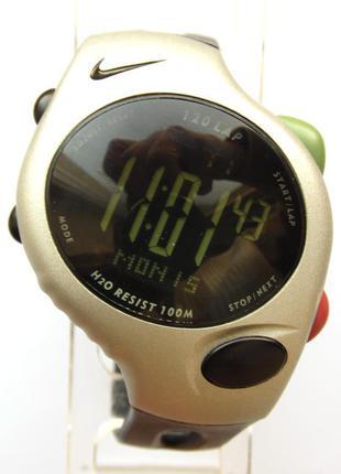 Nike triax 120 lap wg40-0010 часы мужские 100m оригинал