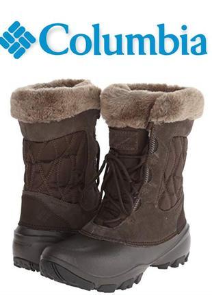 Columbia сапоги ботинки зимние оригинал из сша