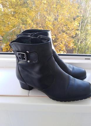 Ботинки   от   немецкой   марки jenny by  ara/