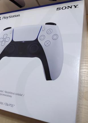 Джойстик Sony DualSense PS5 геймпад play station контроллер