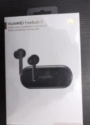 Наушники TWS HUAWEI FreeBuds 3i Carbon Black