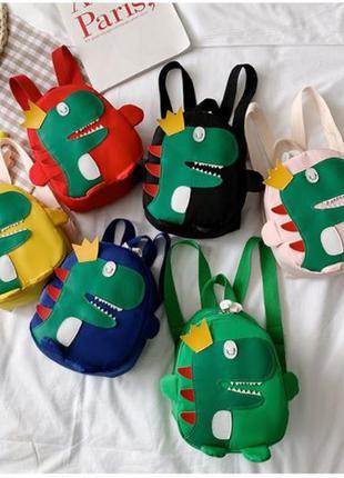 Стильные рюкзачки с динозавриком