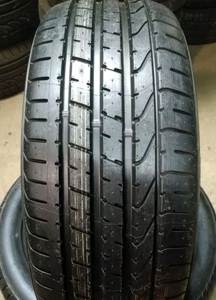 Пара 225/50 r17 Pirelli Pzero Run Flat.  225 50 17