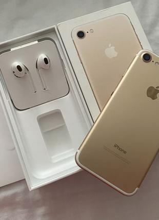 Apple iphone 7 32 gold