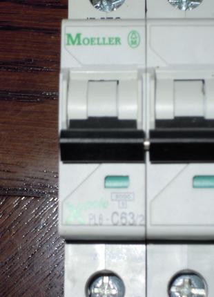 Автоматический выключатель 63А