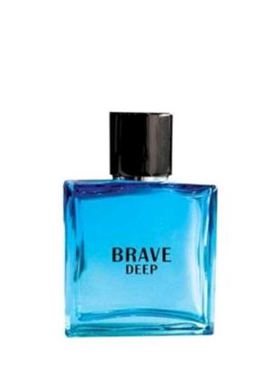 Чоловіча парфумована вода Brave Deep