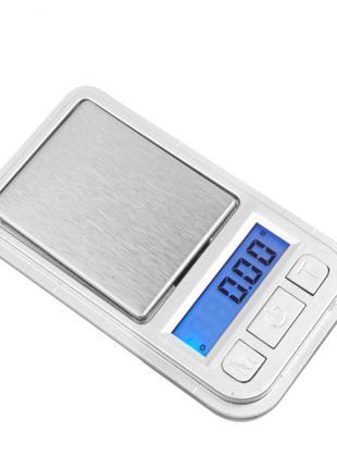 Карманные весы брелок MATARIX MX-200GM, высокоточные ювелирные эл