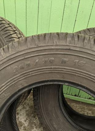 Michelin Latitude cross 245/70 r16