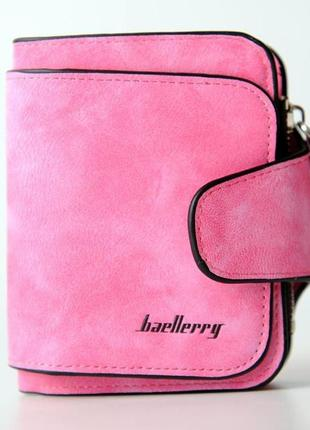 Кошелек baellerry forever mini розовый