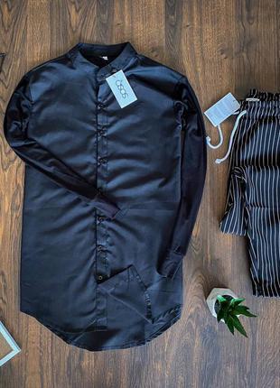 Стильный мужской классический костюм рубашка и брюки asos