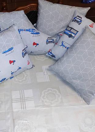 Бортики в ліжечко / бортики в кроватку / защита в детскую кроватк