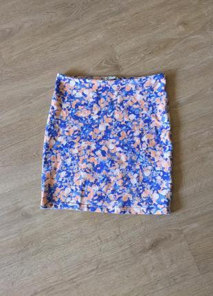 💃🏻 очень красивая трикотажная юбка cubus 🔥1➕1=3!