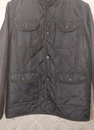 Куртка демисезонная на флисе для мальчика Bluezoo