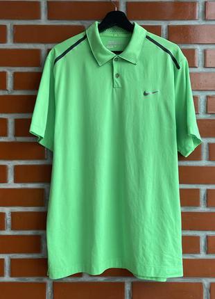 Nike golf tennis оригинал мужская футболка поло размер xl найк...