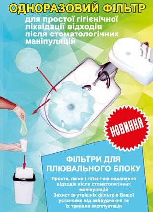 Салфетки для стоматологической чаши плевательницы из спандбонда