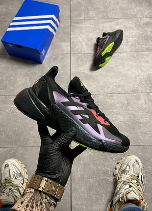 Adidas X9000L4 Black Violet