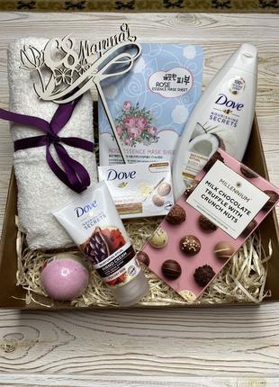 Подарочный набор к 8 марта, подарок женщине, подарок девушке, ...