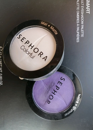 Тени для век Sephora